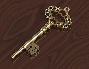 jewelry 3d 3D print model Pendant