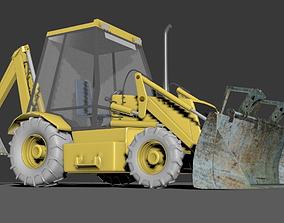 JCB 3D Model