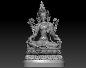 Tibetan buddha 3D print model
