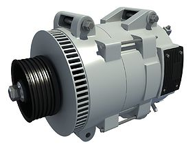 quality 3D Metalic Alternator