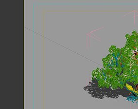 Game Model - Forest - Tree 20 3D
