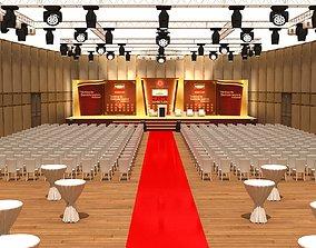 Big Summit Meeting Stage 025 3D model