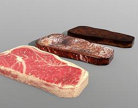 New York Strip Steak 3D model