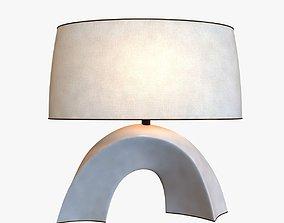 3D model robert kuo arch lamp