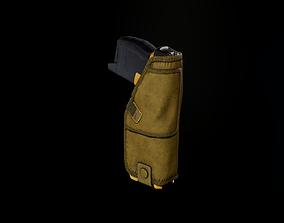 Taser 7 holster 3D model