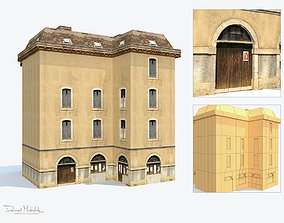 Apartment House 197 3D asset