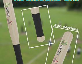 3D asset Rounders Bat