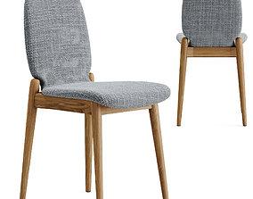 3D model Albo dining chair