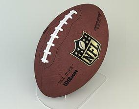 NFL Official Match Ball 3D model