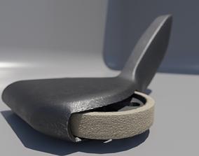 3D model The Boring company - Retractable wheel
