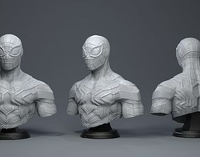 Spider-Man body 3D printable model