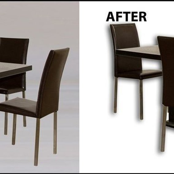 Photo retouching Services.