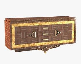 Colombo Stile Tumb Cupboard 3D model