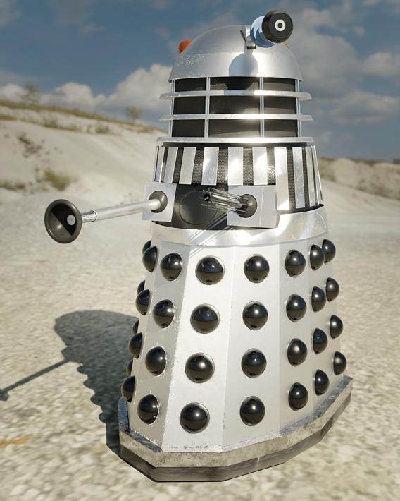 70's Dalek