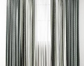 3D model Curtain 140