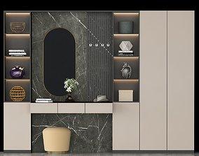 3D model hall furniture 57