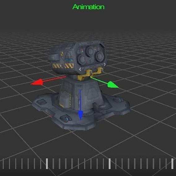 Sci Fi Cannon
