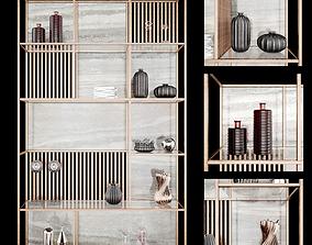 Shelf 3D model room