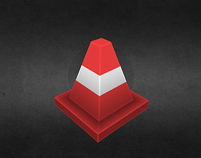3D asset The Cone