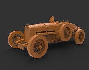Bugatti Type 35 3D print model