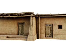 Sturdy Hut 3D model
