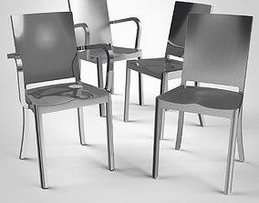 3D Hudson Chair Armchair