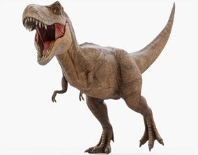 Tyrannosaurus Rex Rigged 2 3D asset