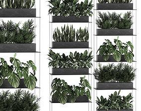 Vertical gardening 64 3D