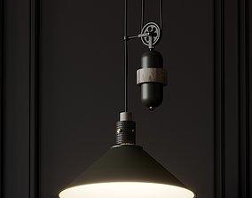 Tucson Pendant By Maxim Lighting 3D model