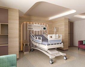 Hospital Room 3D