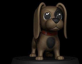 3D printable model dog Cute Dog
