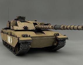 3D model Challenger 2