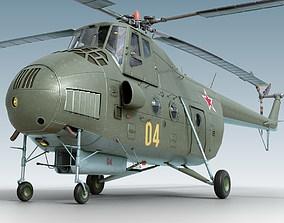 3D model Mil Mi-4