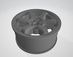 SSR wheel for 3d print