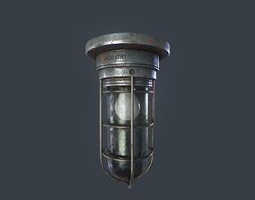 3D asset Bunker Light v2