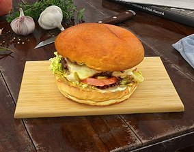 3D model Food 09 AM170