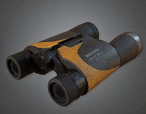 CAM - Binoculars - PBR Game Ready 3D asset