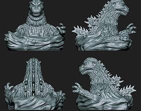 3D print model Godzilla 1954