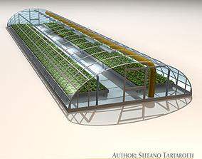 Greenhouse 3d Models Cgtrader