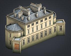 Grey Abbey House 3D asset