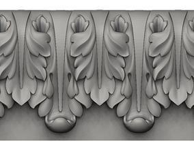 mouldings 3D print model