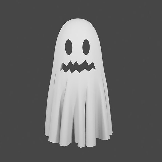 The Classical Ghost