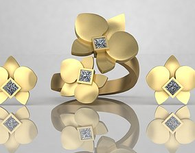 Headset Orchid 3D print model