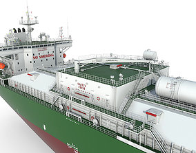 Products Tanker Green 3D