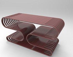 3D model VR / AR ready desk table