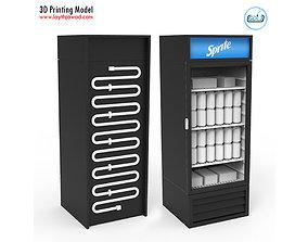 Cold Drink Cooler 3D print model