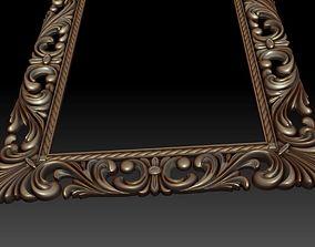 Decorative frame 2 3D model