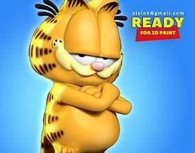 Garfield 3D printable model