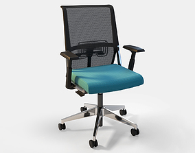 3D model Comforto 59 - Task Chair - by Haworth