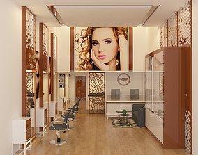 3D model Salon model